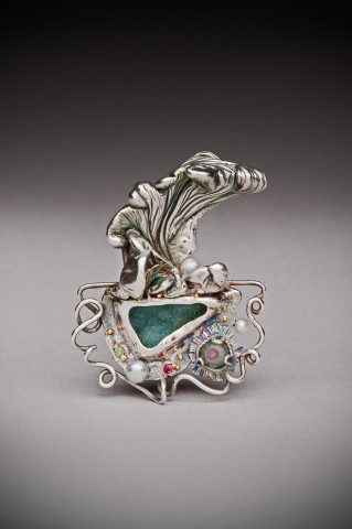 The Ocean (brooch)